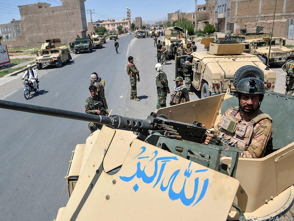 Die Gewalt in der Region nimmt beständig zu