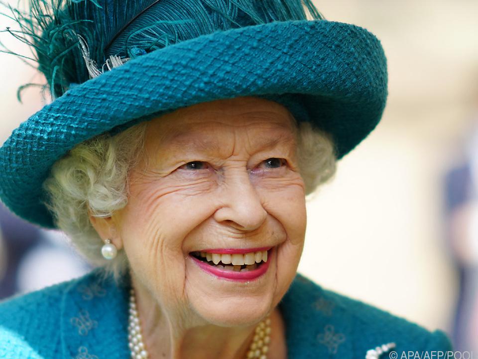 Die Queen ist bereits vollständig immunisiert