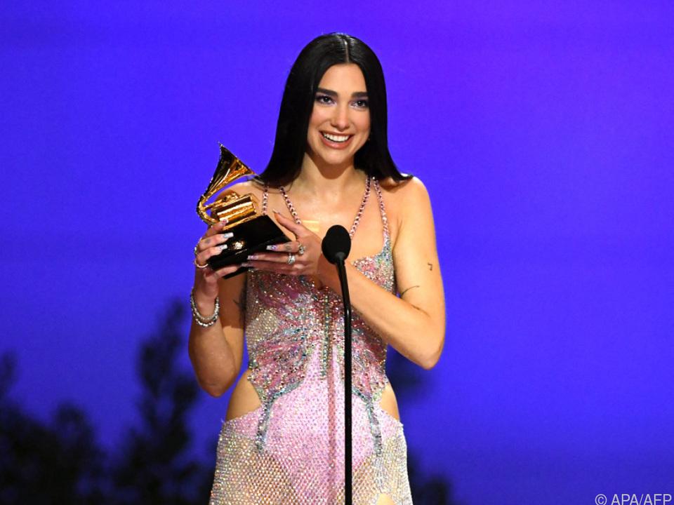Die Sängerin räumte bereits zahlreiche Preise ab