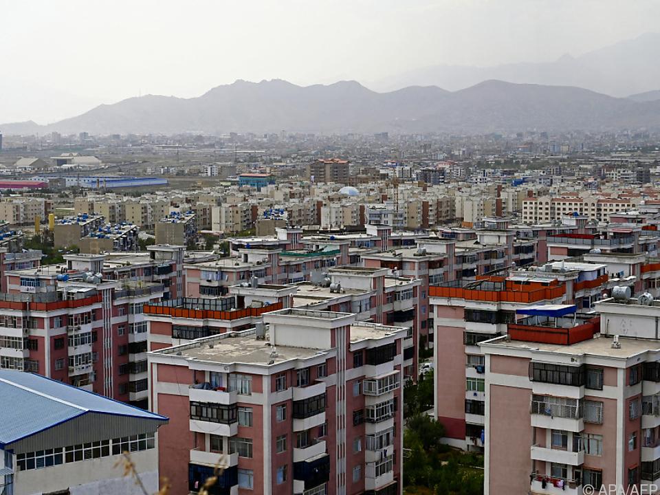 Die Taliban sind bis an den Stadtrand von Kabul vorgerückt