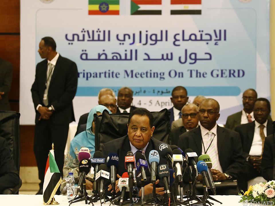 Diplomatie um Grand Ethiopian Renaissance Dam bisher ohne Lösung