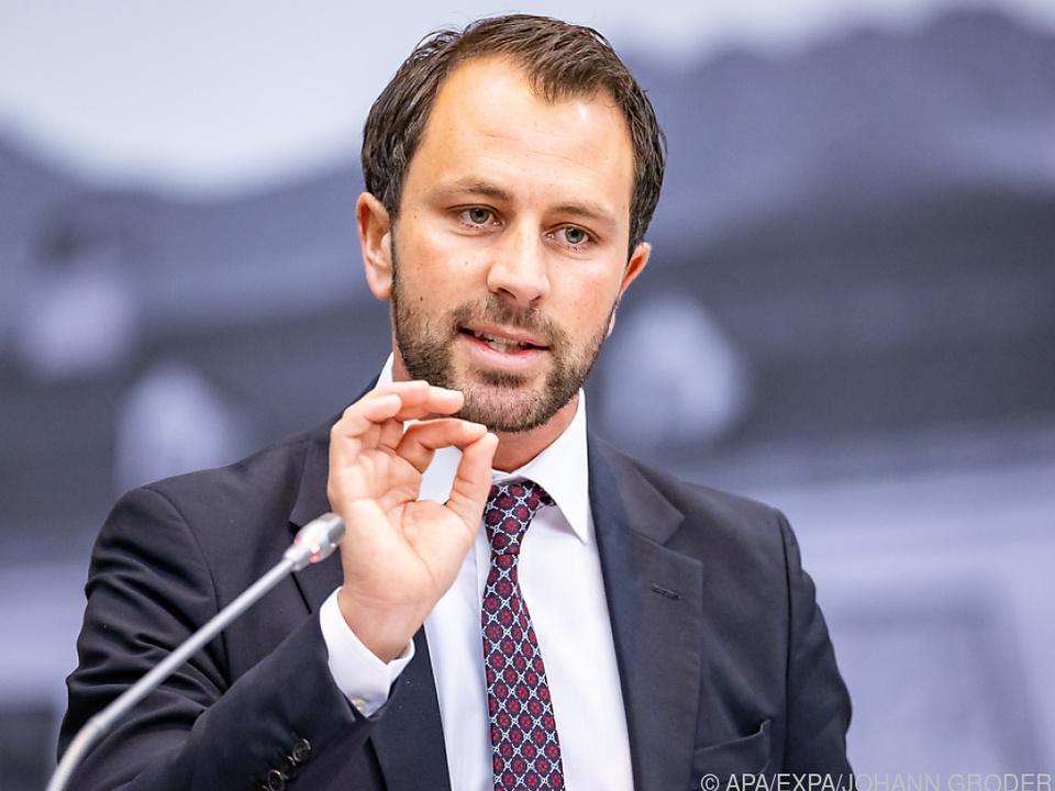 Dornauer kann sich Koalition mit Kurz-ÖVP vorstellen