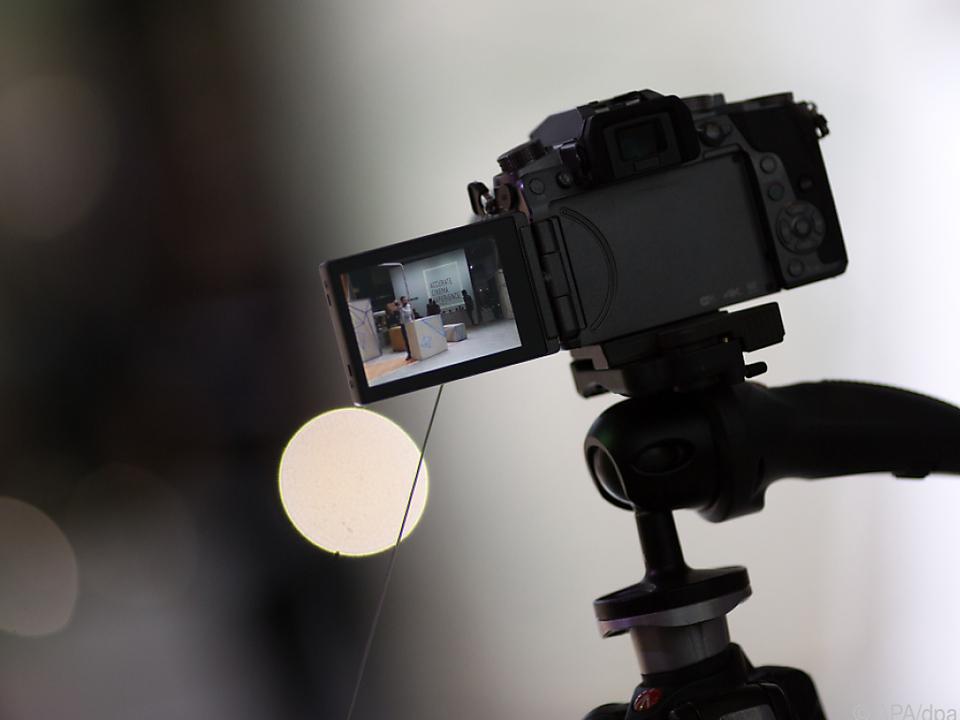 Eine spiegellose Systemkamera ist für Hobbyfilmer eine gute Wahl