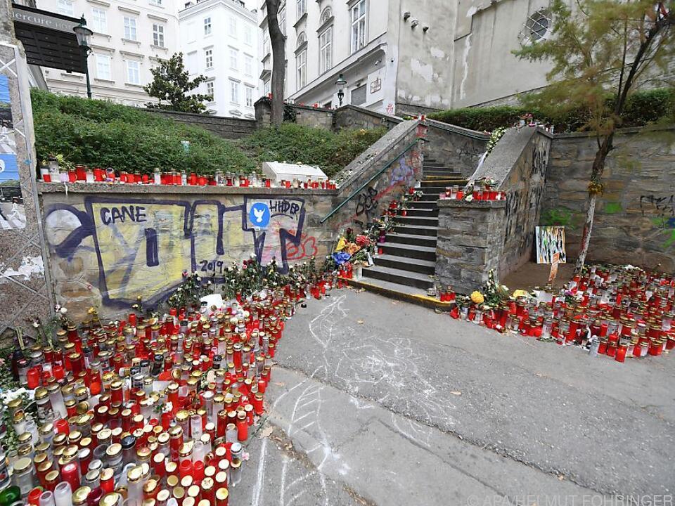 Erste Anklage nach Terroranschlag in Wien