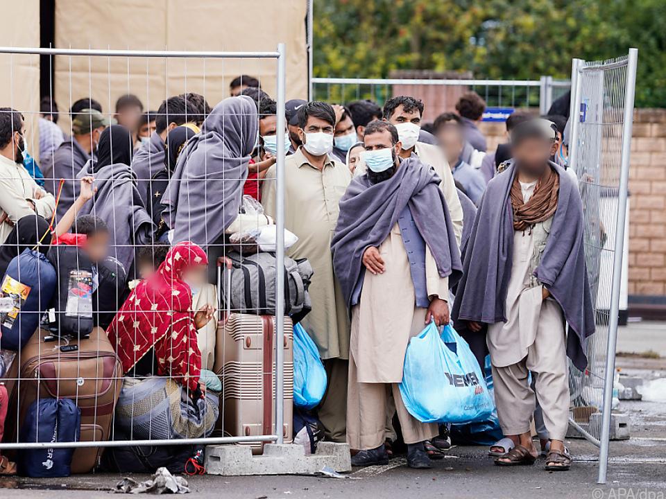 EU berät über Afghanistan-Migration
