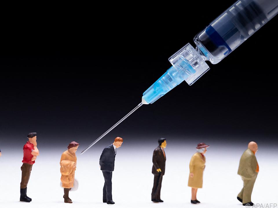 Forscher mahnen zu höheren Impfquoten