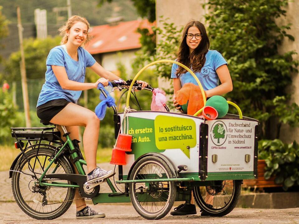 Foto E-Lastenbike PM Kiso 2021