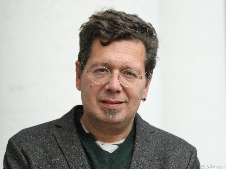 Franzobel hat Chancen auf den Deutschen Buchpreis