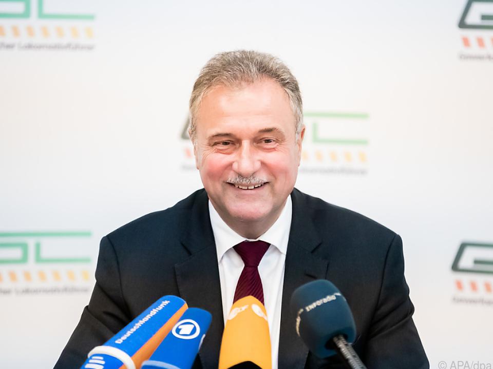 GDL-Chef zog positive Bilanz nach Streik bei Deutscher Bahn