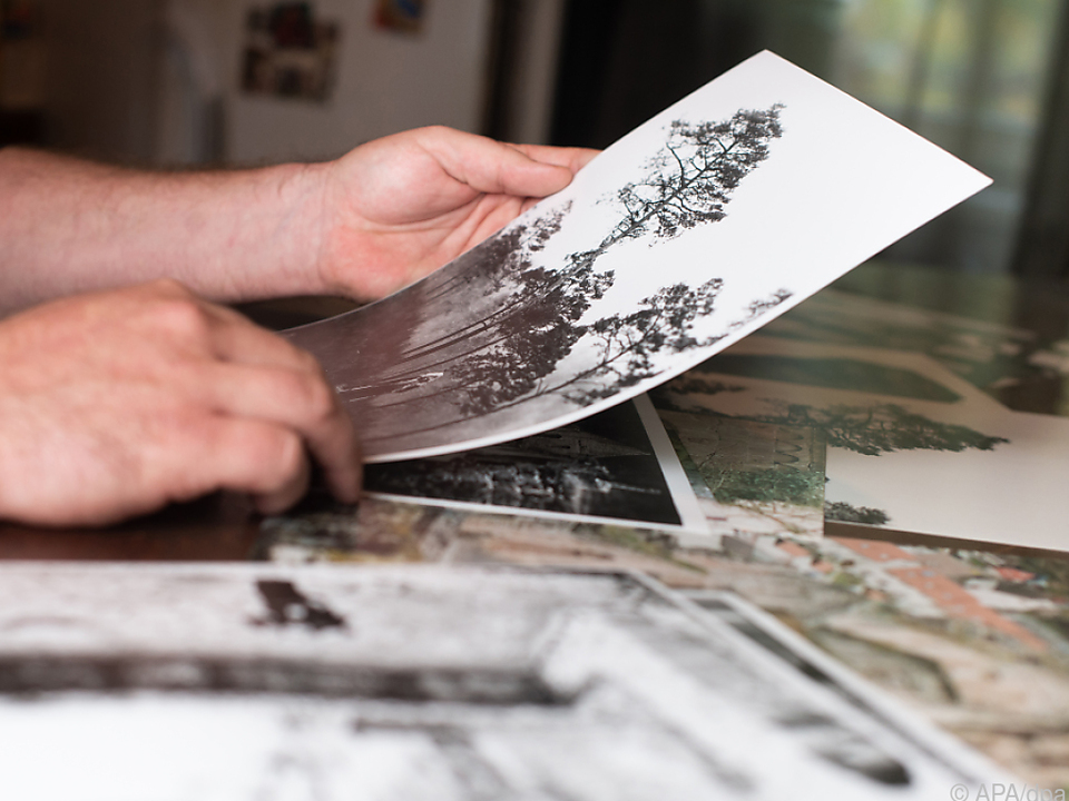 Gedruckt statt digital entfalten Fotos eine ganz andere Wirkung