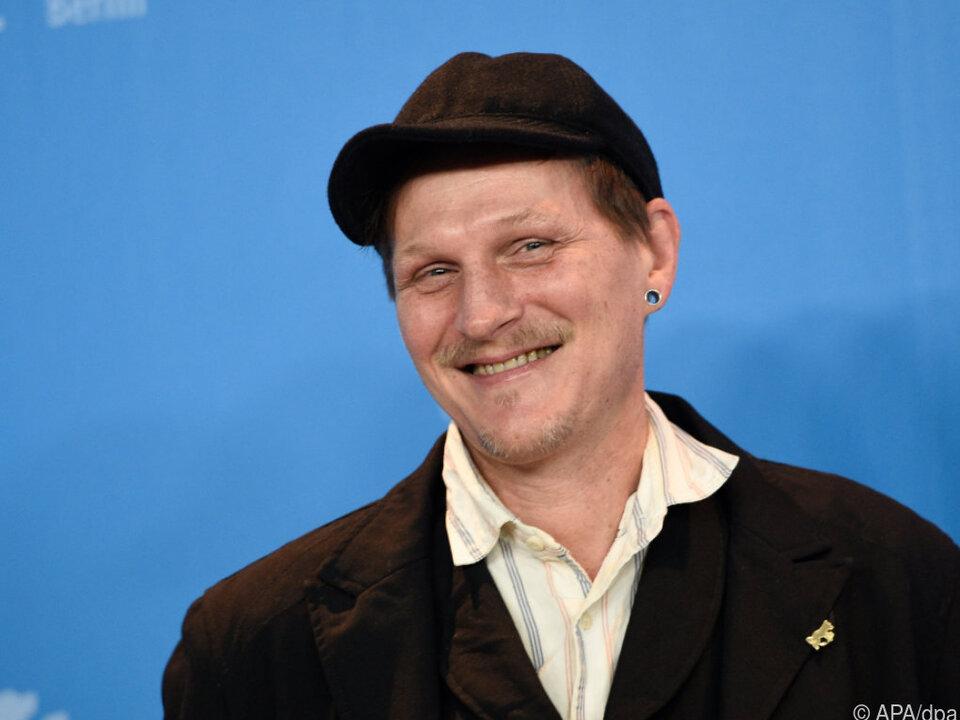 Georg Friedrich bekam den Preis für den besten männlichen Darsteller