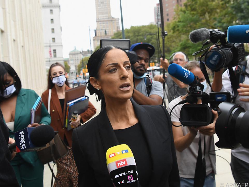 Großes Medieninteresse an Missbrauchsprozess gegen R. Kelly