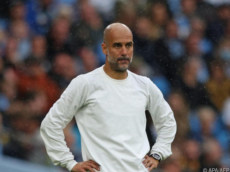Guardiola plant seine Zukunft als Teamchef