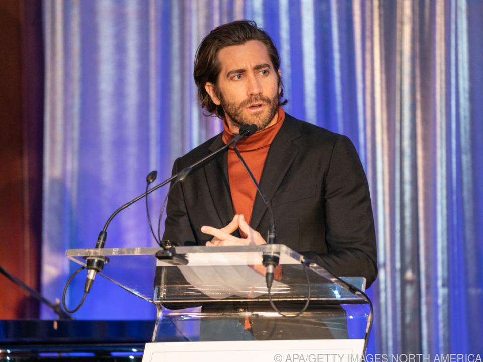 Gyllenhaal will Thriller \