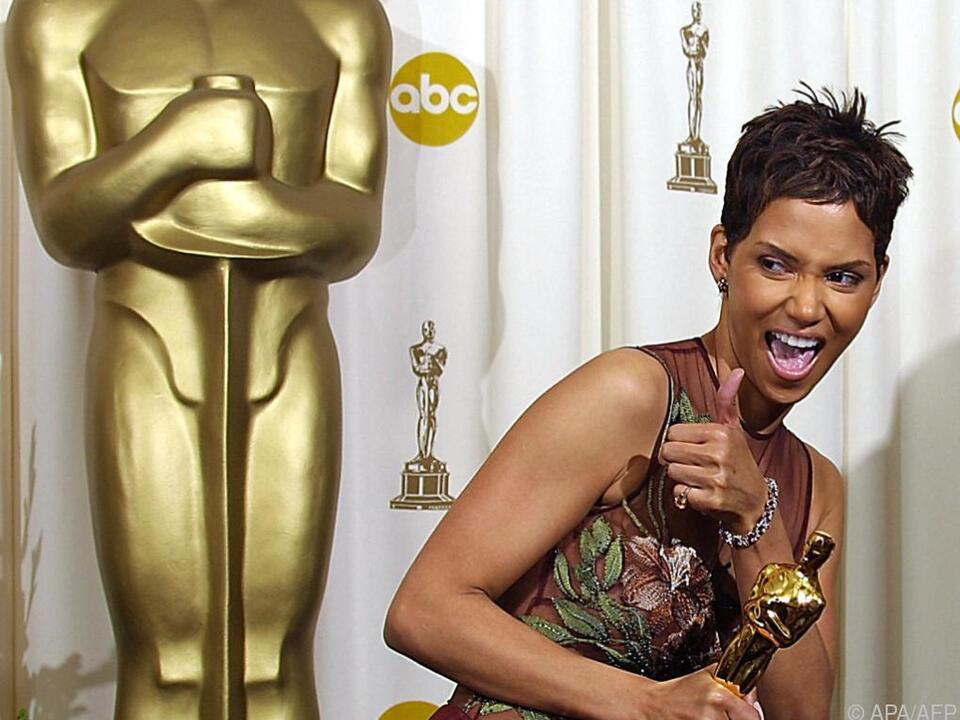 Halle Berry gewann 2002 den Oscar als beste Hauptdarstellerin