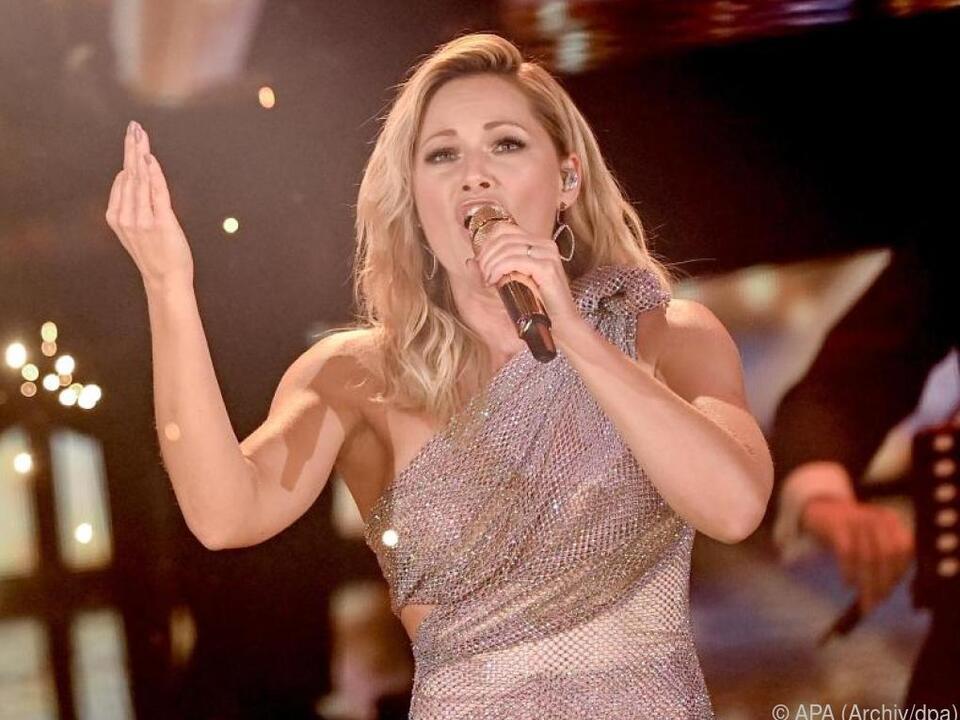Helene Fischer mit neuem Song als Geschenk an die Fans