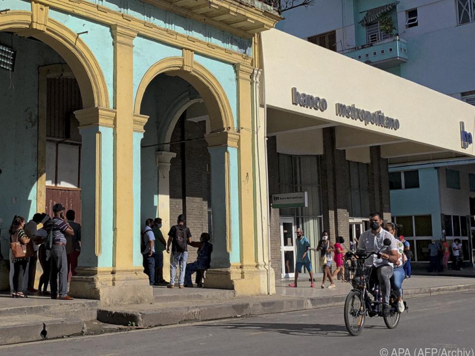 In Kuba sind staatliche Unternehmen die Norm