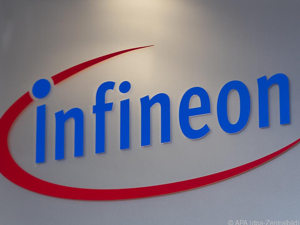 Infineon profitiert vom anhaltenden Chipboom