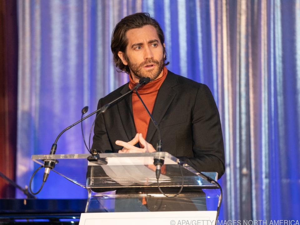 Jake Gyllenhaal spielt in \