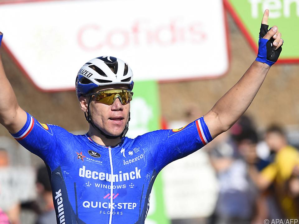 Jakobsen holt vierte Vuelta-Etappe ein Jahr nach Horror-Sturz