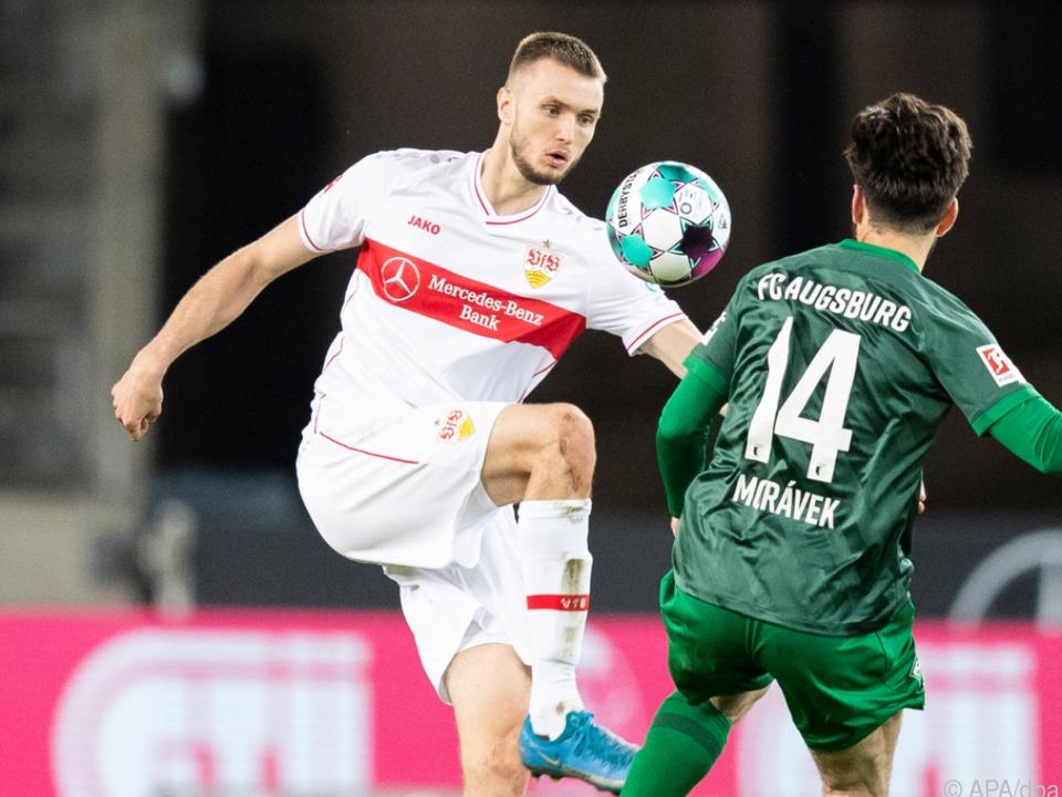 Kalajdzic steht Stuttgart weiter nicht zur Verfügung