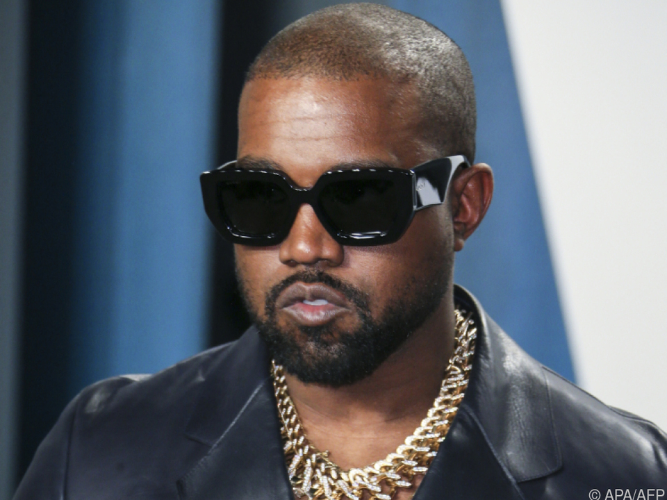 Kanye West will \