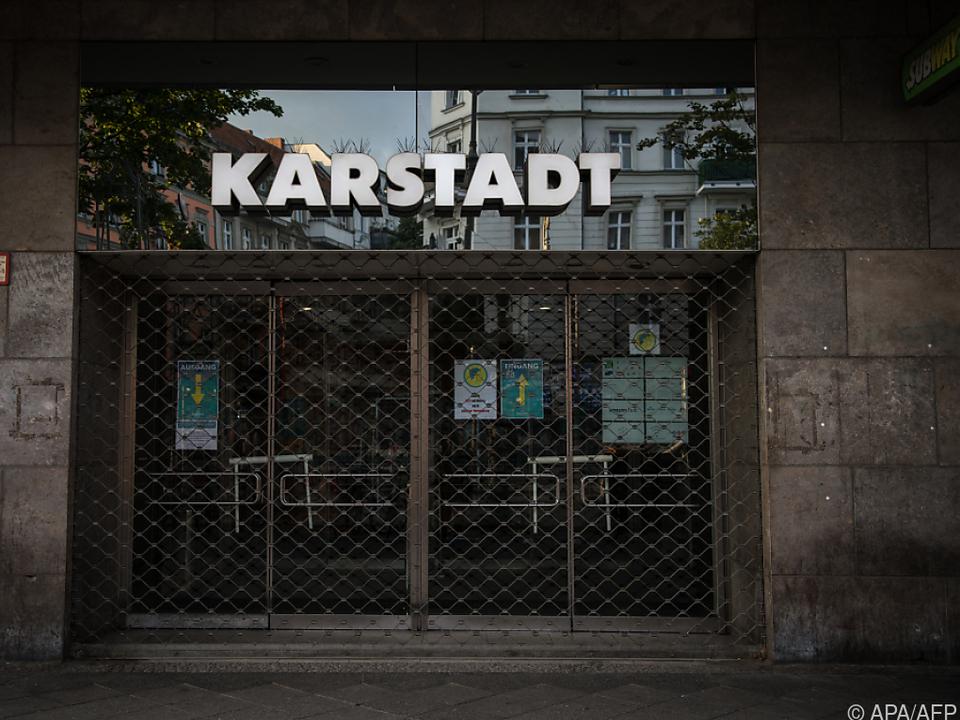 Karstadt-Logo verschwindet aus deutschen Städten