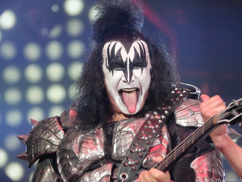 Kiss-Bassist Gene Simmons positiv auf Corona getestet