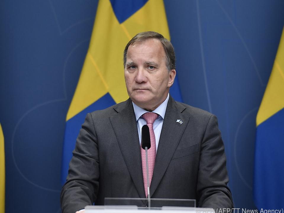 Löfven hört im November als Ministerpräsident auf