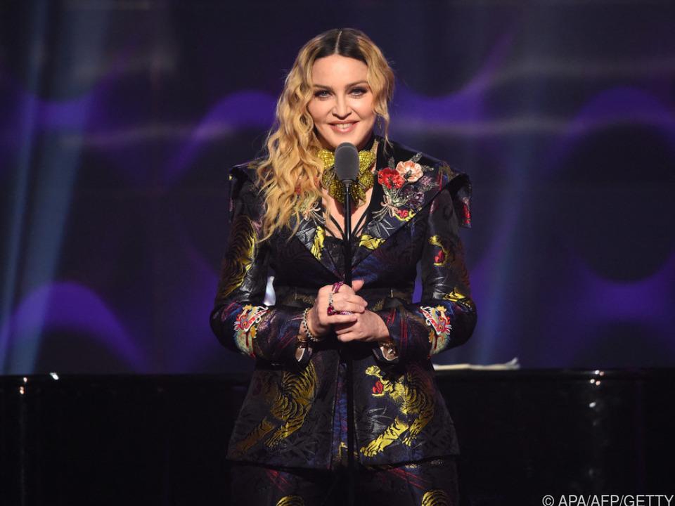 Madonna wird ihre wichtigsten Werke kuratieren