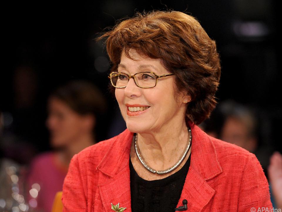 Marianne Koch durch \