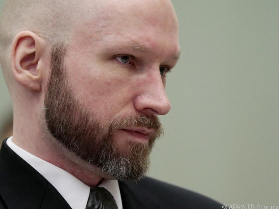 Massenmörder Breivik wurde 2012 verurteilt