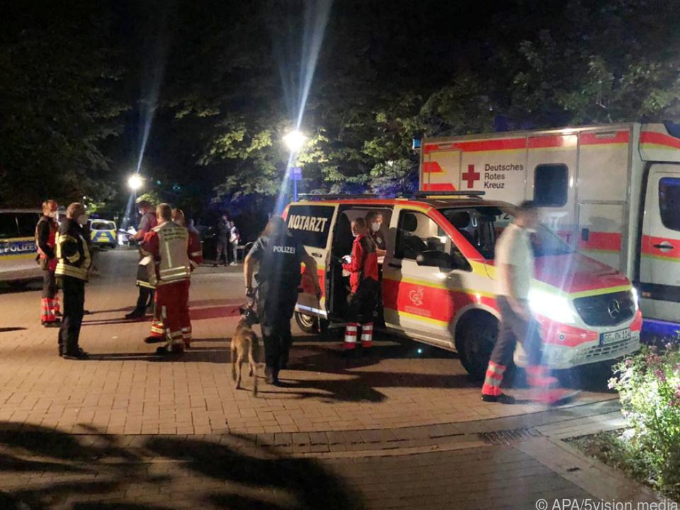 Mehrere Verletzte - Familienstreit eskaliert