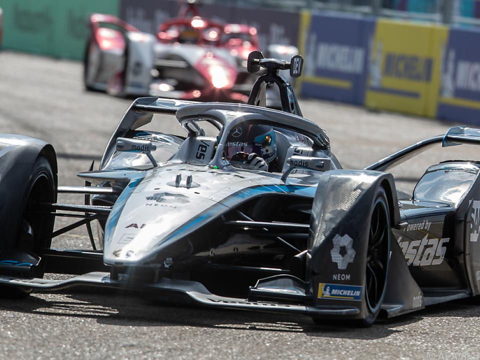 Mercedes sieht man nur noch bis nächstes Jahr in der Formel E