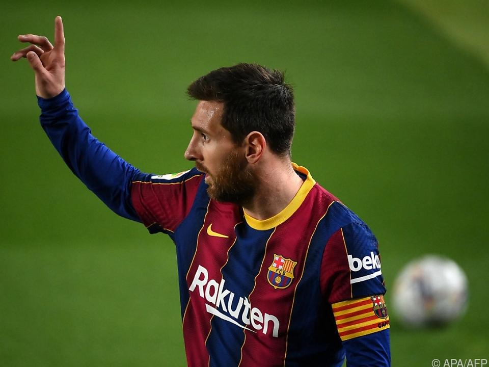 Messi sucht nach seinem Barca-Aus einen neuen Arbeitgeber