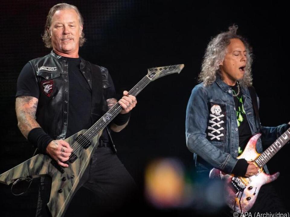 Metallica legen \