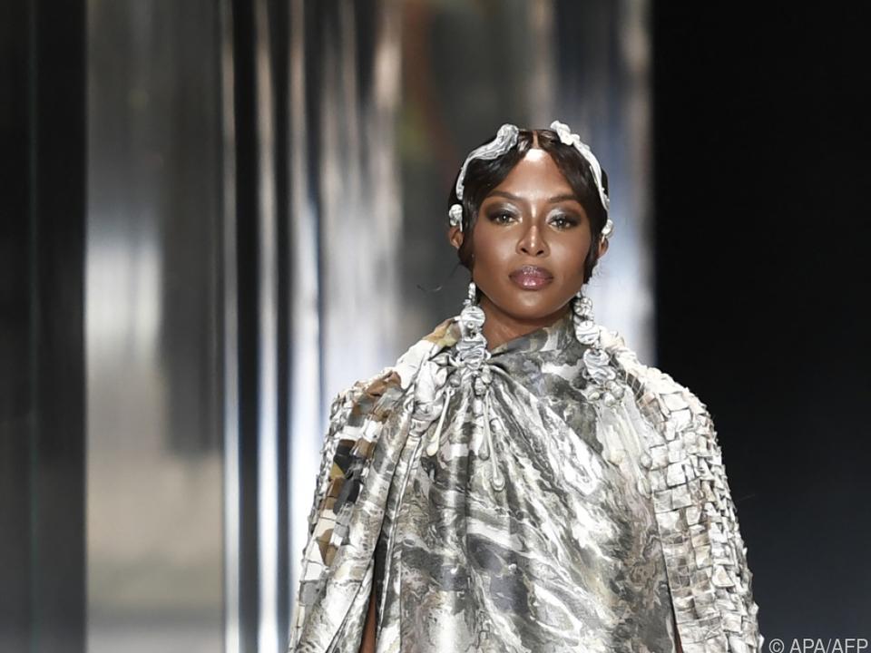 Naomi Campbell musste für ihre Supermodel-Karriere viel aufgeben