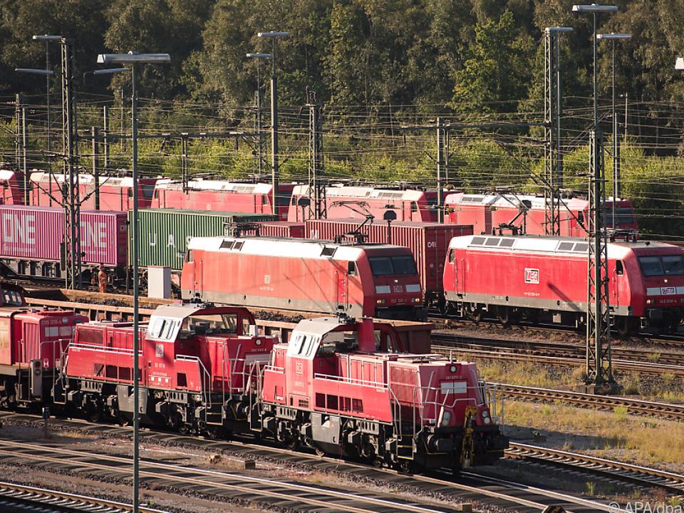Noch keine Lösung im Konflikt zwischen Bahn und Lokführergewerkschaft