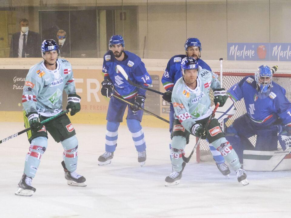 Payerl Casetti Giliati McClure Bernard Augsburg-Team Italy DolomitenCup 13 8 2021