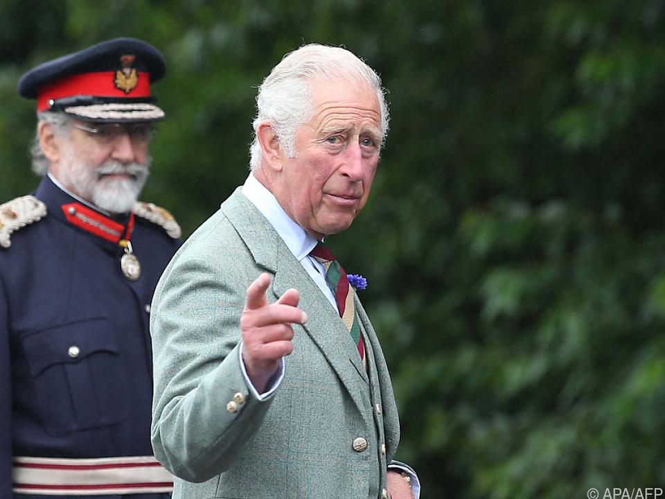 Prinz Charles setzt sich seit Jahren für den Klimaschutz ein