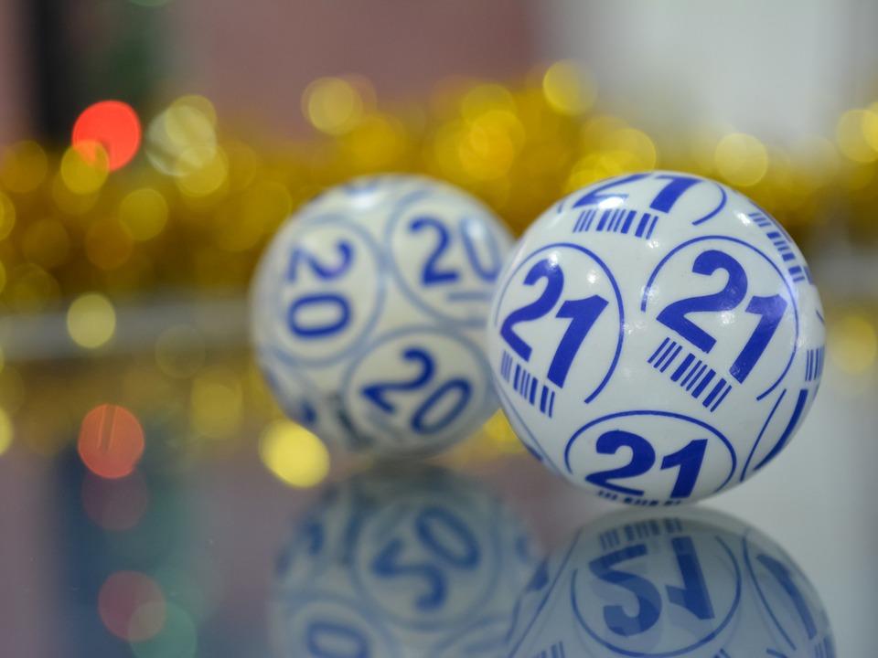 Gewinnspiel Lotterie