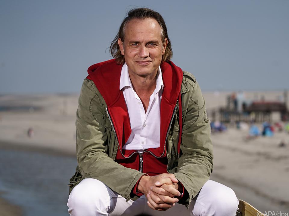 Ralf Bauer engagiert er sich seit Jahren für Tibeter