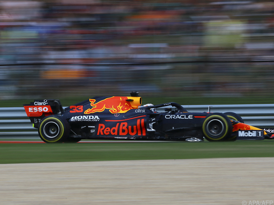 Red-Bull-Pilot Verstappen will in Spa Hamilton fordern