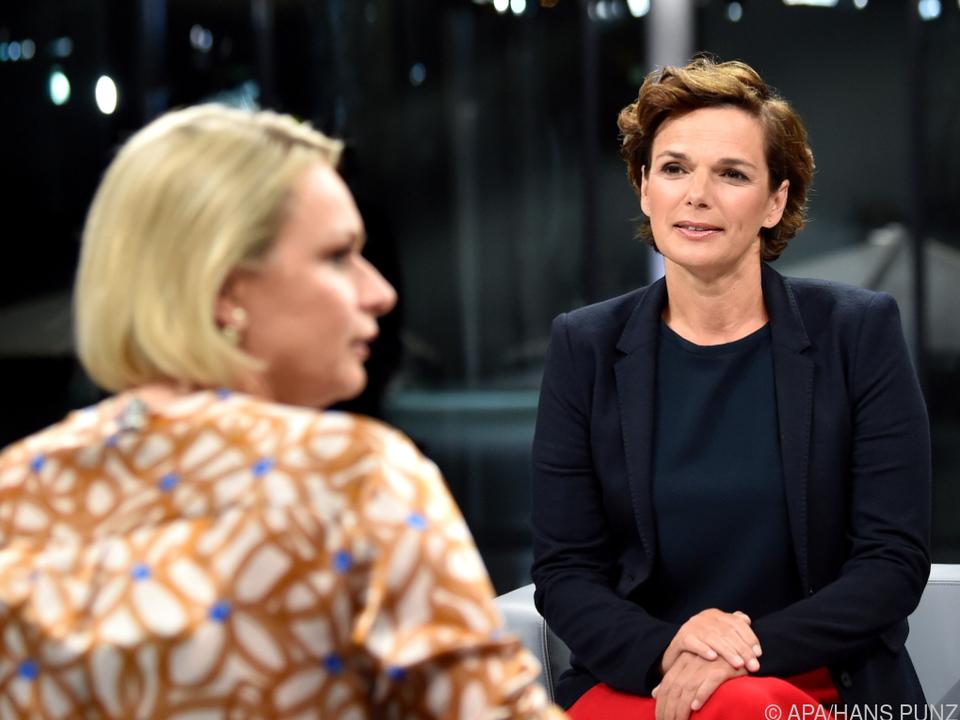 Rendi-Wagner beim ORF-Sommergespräch