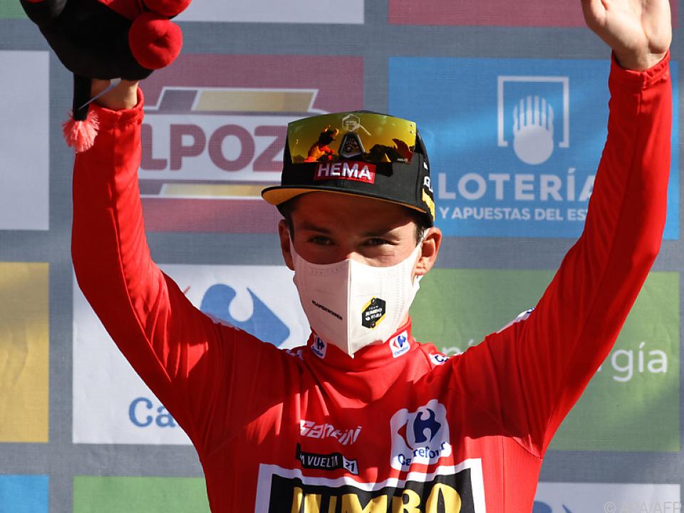 Roglic feiert auf der elften Etappe seinen zweiten Tagessieg