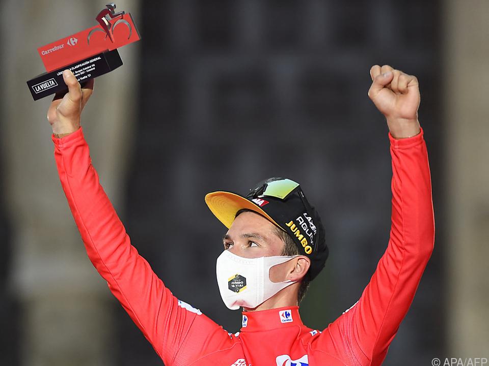 Roglic in Vuelta-Zeitfahren nicht zu schlagen