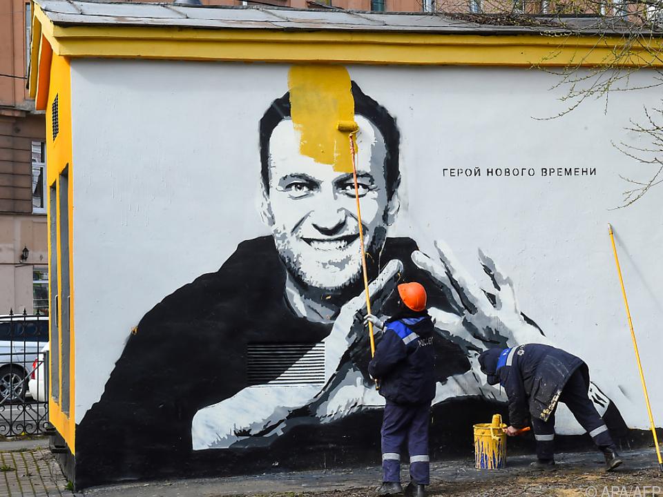 Russische Führung will Nawalny vergessen machen