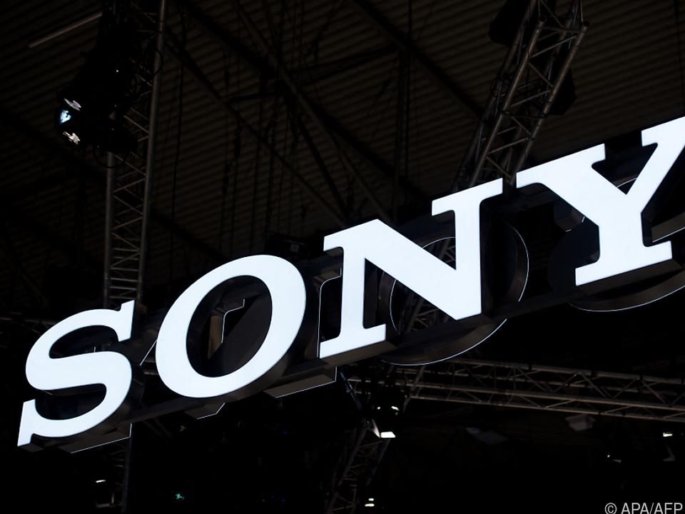 Sony erzielte mehr Umsatz und Gewinn