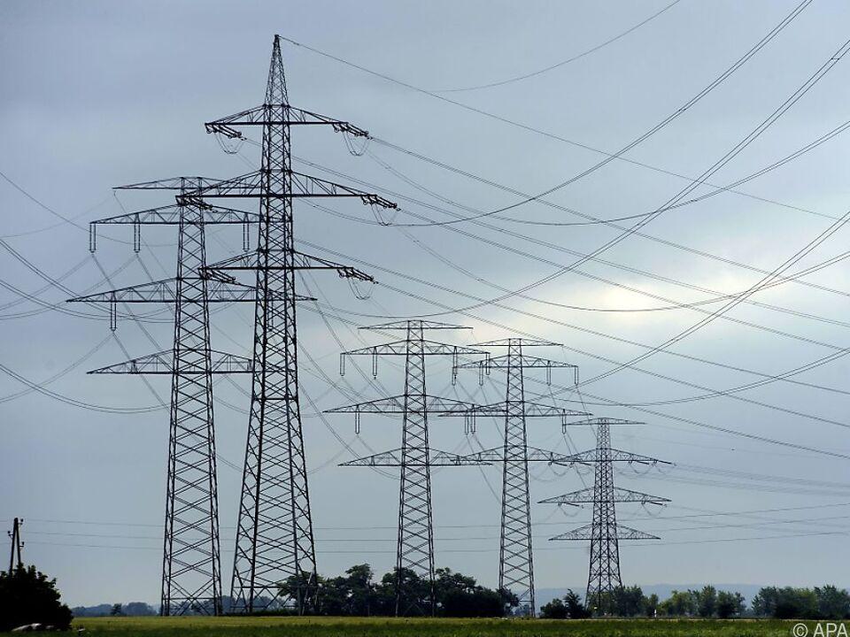 Stromverbrauch im Juli gestiegen