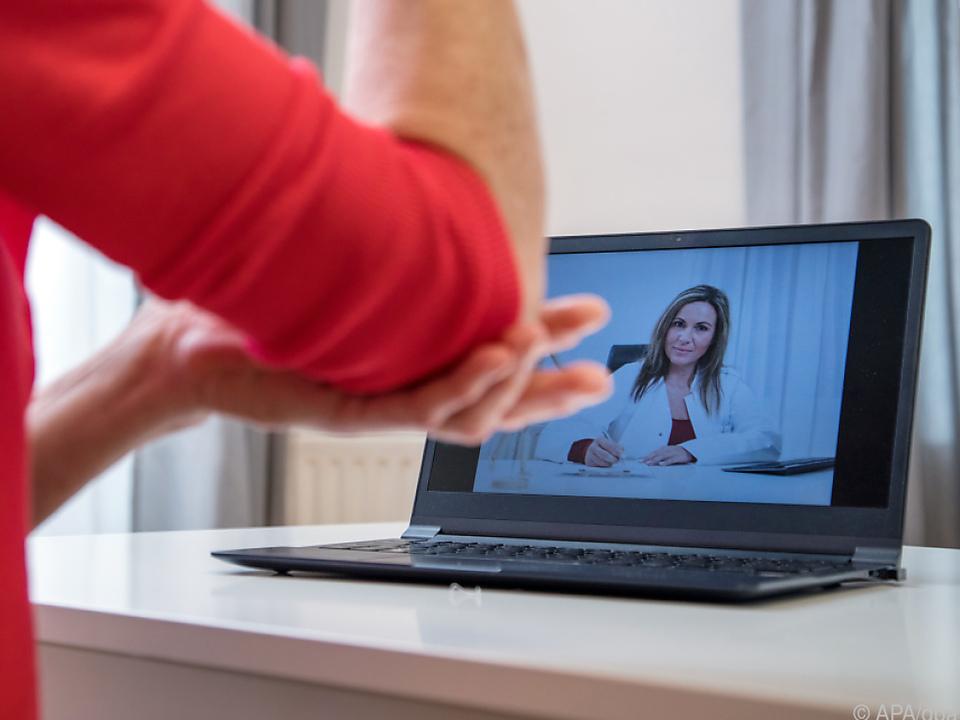 Telemedizinische Angebote könnten auch nach der Pandemie boomen
